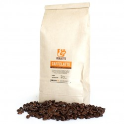 Caffelatte a blend ideal for cappuccino, flat white or lattes.