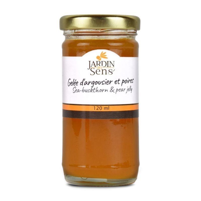 Sea Buckthorn & Pear Jelly